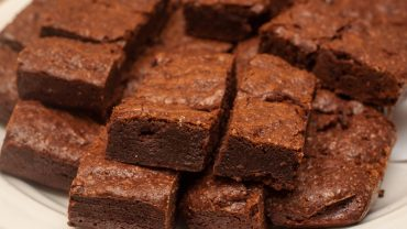 Brownies Eva Arguiñano