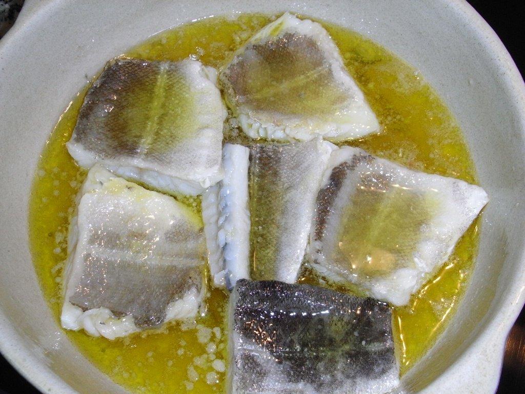 Receta Arguiñano bacalao pil pil