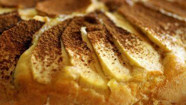Tarta de Manzanas Eva Arguiñano